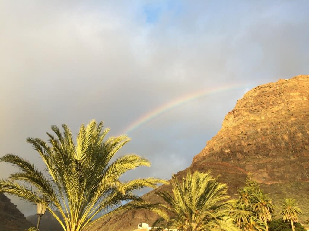 La Merica Regenbogen