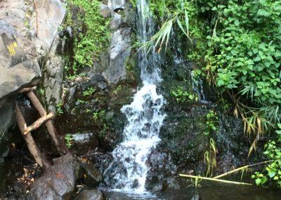 Wasserfall Valle Gran Rey