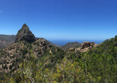 Panorama Roque Cano Vallehermoso